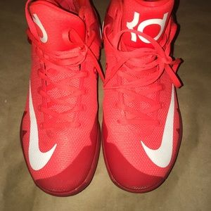 Nike KD High tops- Size 9